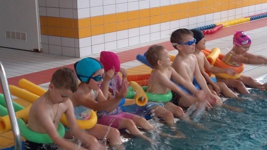 Podsumowanie zajęć na basenie
