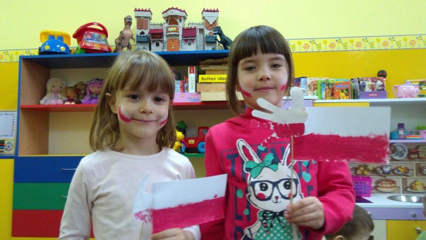 Święto Niepodległości w Przedszkolu
