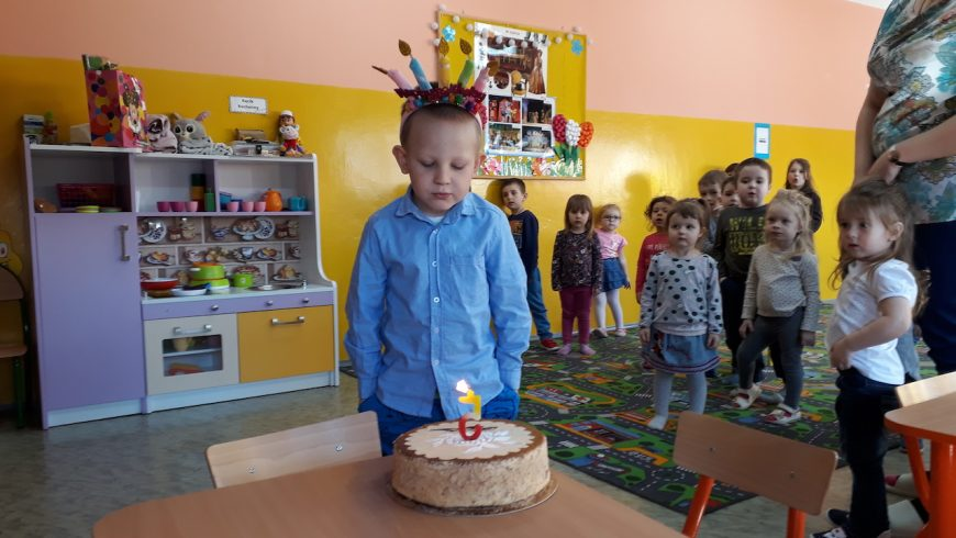 Urodziny Aleksandra